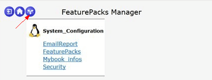 FeaturePacks Manager